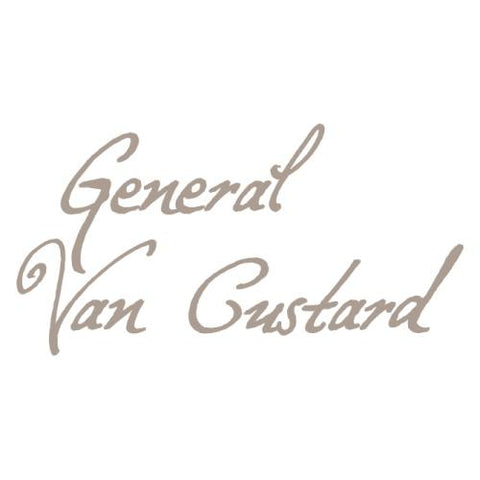 General VanCustard E-Liquid Old Pueblo Vapor