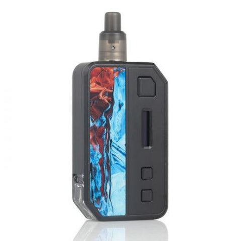 IPV V3-Mini 30W Auto-Squonk Pod System Internal Battery Device Pioneer4You M3-Black