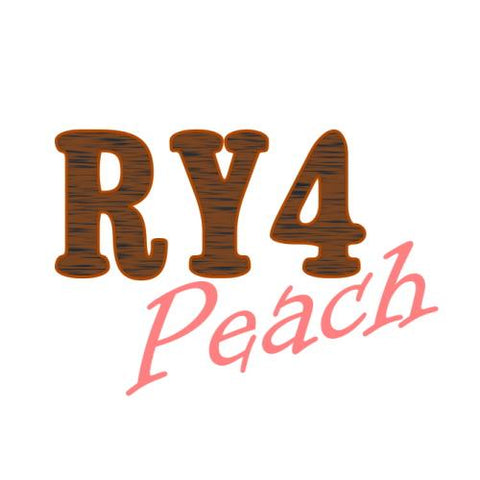 RY4 Peach E-Liquid Old Pueblo Vapor