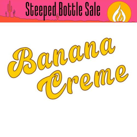 Steeped Banana Cream E-Liquid Steeped OPV