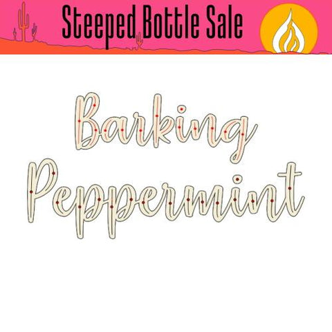 Steeped Barking Peppermint E-Liquid Steeped OPV