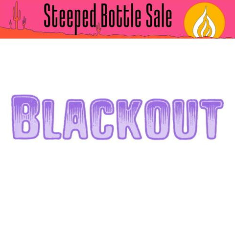 Steeped Blackout E-Liquid Steeped OPV