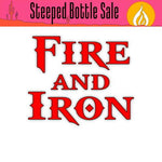 Steeped Fire and Iron E-Liquid Steeped OPV