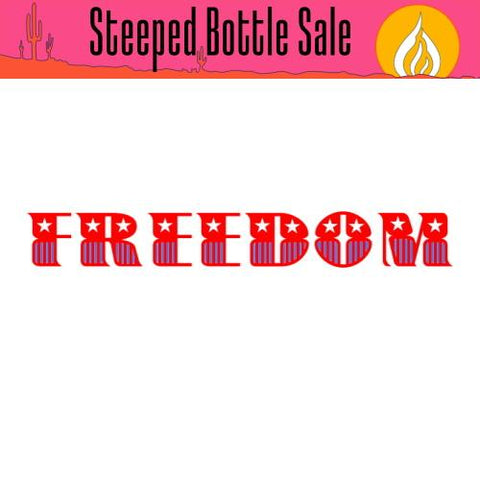 Steeped Freedom E-Liquid Steeped OPV