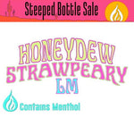 Steeped Honeydew Strawpeary LM E-Liquid Steeped OPV