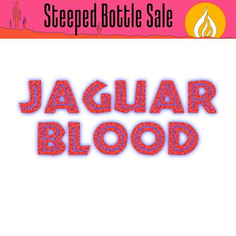 Steeped Jaguar Blood E-Liquid Steeped OPV