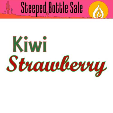 Steeped Kiwi Strawberry E-Liquid Steeped OPV