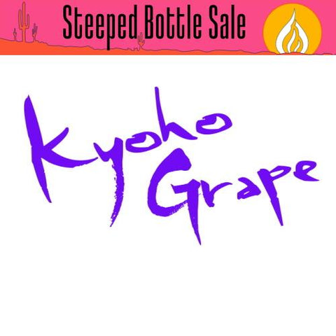 Steeped Kyoho Grape E-Liquid Steeped OPV