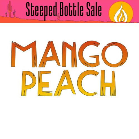 Steeped Mango Peach E-Liquid Steeped OPV