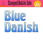 Steeped of Blue Danish E-Liquid Steeped OPV