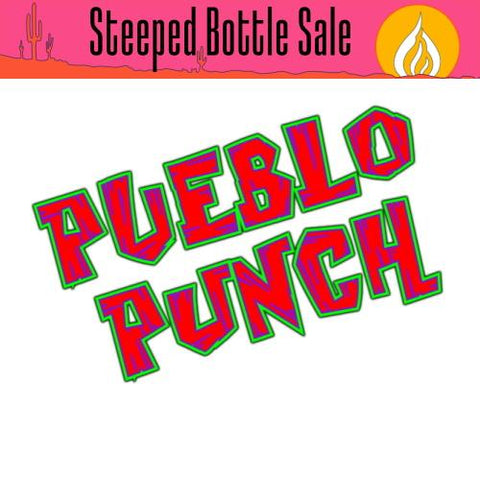 Steeped Pueblo Punch E-Liquid Steeped OPV