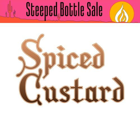Steeped Spiced Custard E-Liquid Steeped OPV