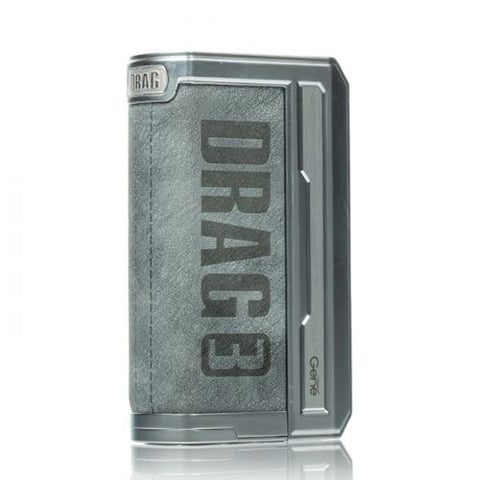 VooPoo Drag 3 Mod External Battery Device/kit Voopoo Smoky Grey