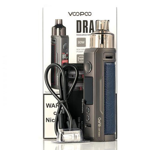Voopoo Drag X Mod Pod Single Battery Device Voopoo