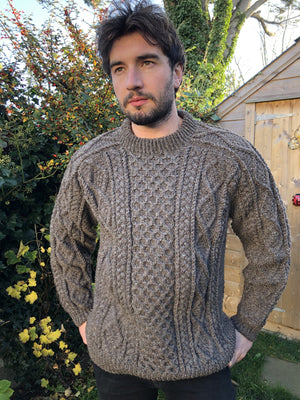 Aran Sweaters - A Brief History