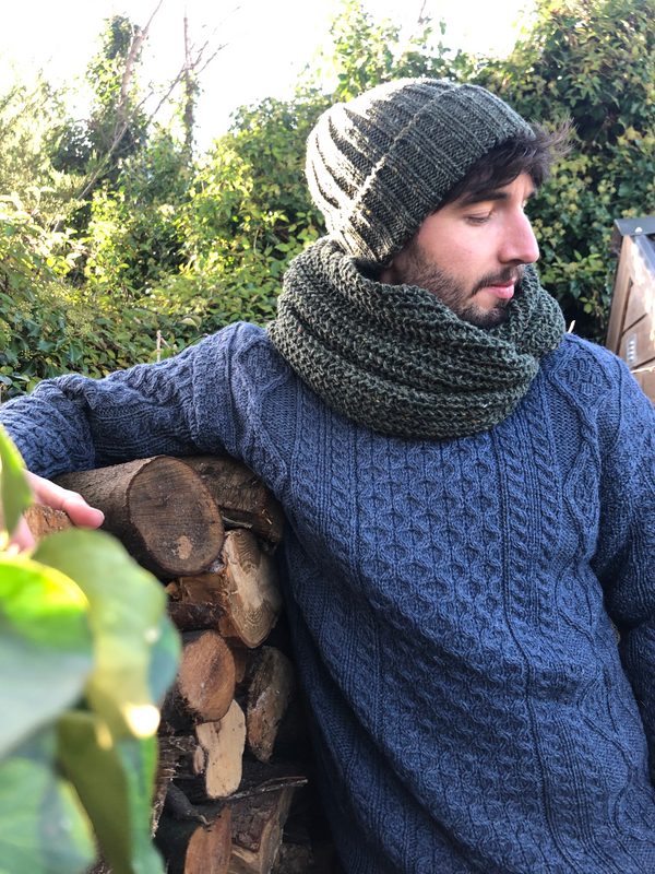Donegal Hand loomed Snood