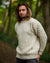 Aran Sweater Merino wool