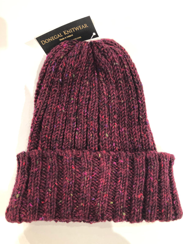 Donegal Beanies Wine