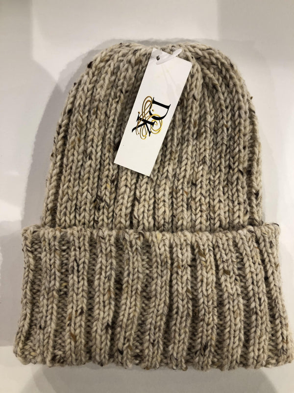 Donegal Beanies Oatmeal