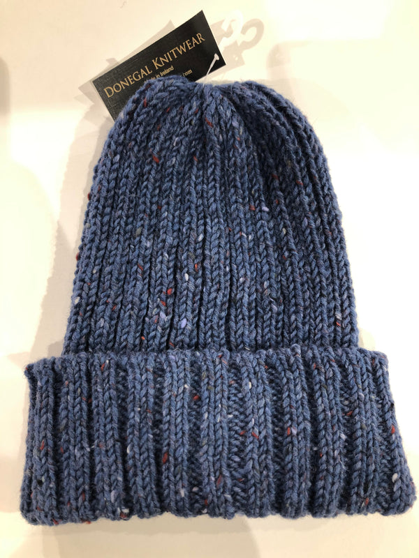 Donegal Beanies Denim
