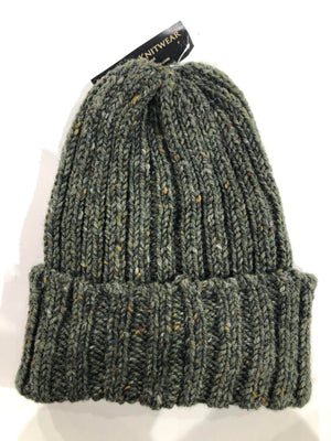 Donegal  Beanies Dark Green