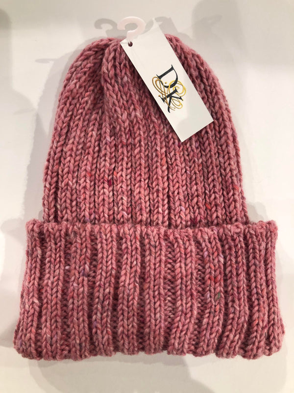 Donegal Beanies Pink