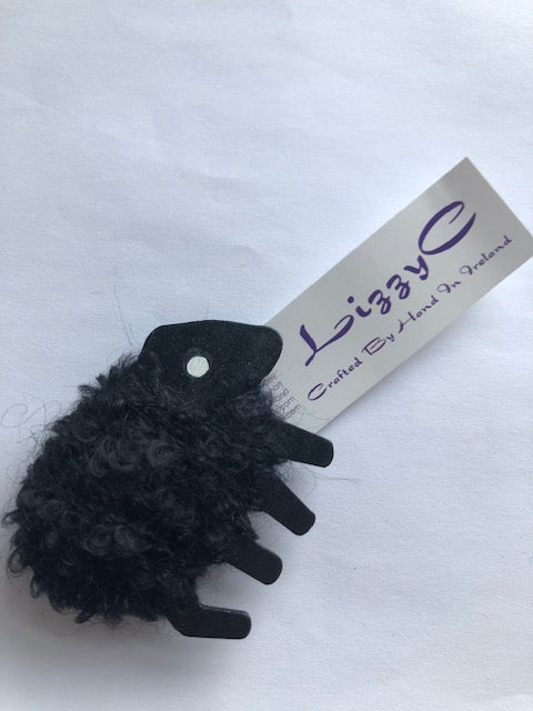 Lizzy C Sheep Brooches