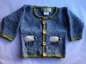Julie Dillon Kids Cardigan