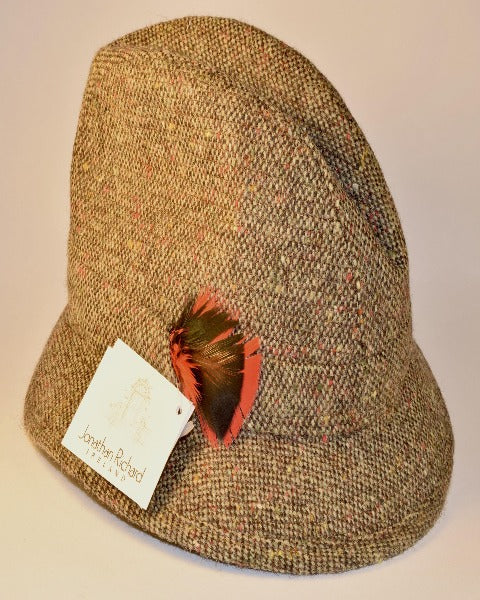Jonathan Richards Trilby Brown