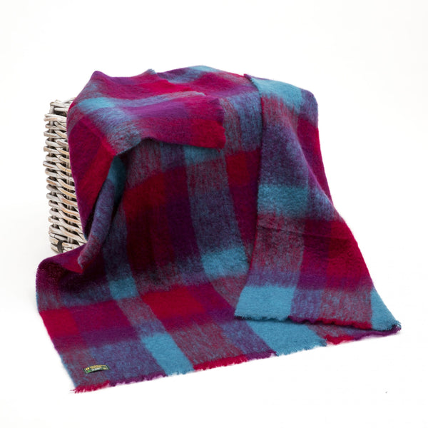John Hanly Mohair Throw