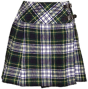 Ladies Wool Mix Kilt Dress Gordon