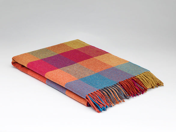 McNutt Supersoft Throw Joseph Square