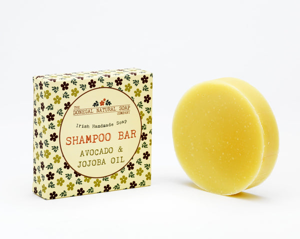 Donegal Natural Shampoo Bar