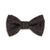 Orwell and Browne Bow Tie Charcoal