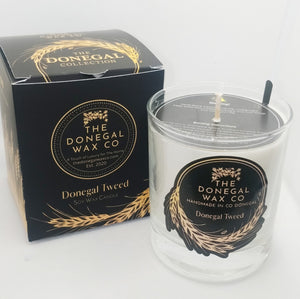 Donegal Wax Luxury Soy Candle Donegal Turf
