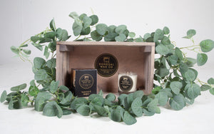 Donegal Luxury Wax Soy Candle Seaweed & Juniper