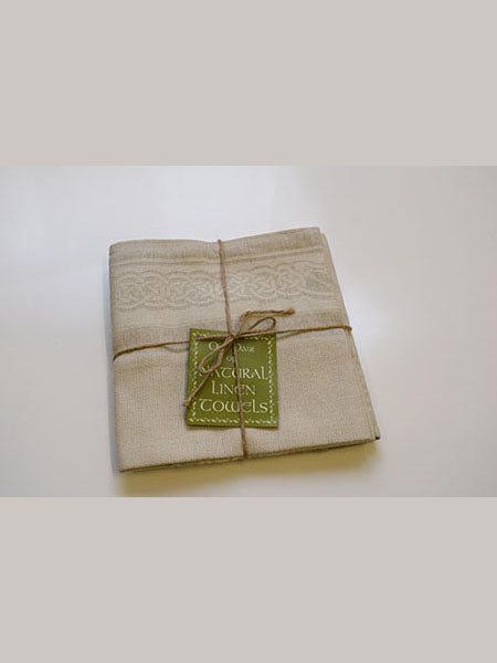 Irish Linen Union T-Towel Set