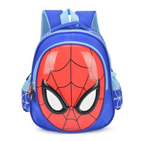 2020 HOT 3D Lovely cartoon children school bag students waterproof backpack kids cool boy travel Stationery bag child gift