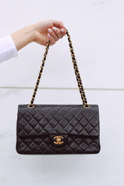 Signs of an Authentic Chanel Handbag