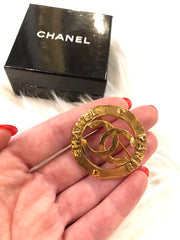 Chanel Brooch/Pin