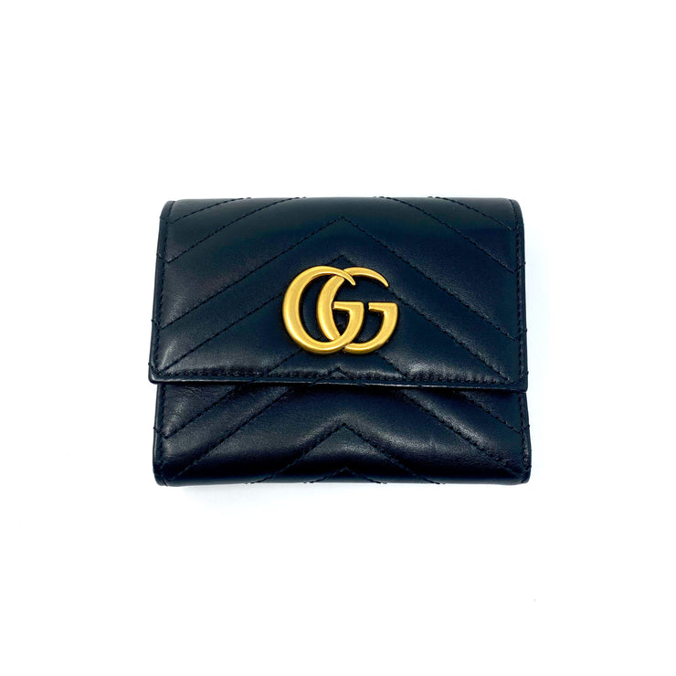 Gucci Marmont Compact Wallet