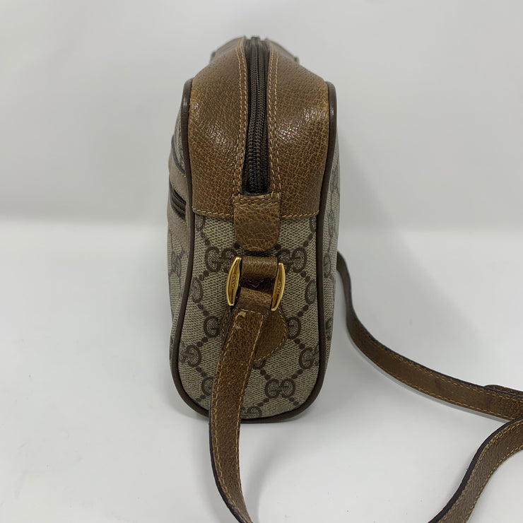 Gucci Supreme GG Web Ophidia Shoulder Bag