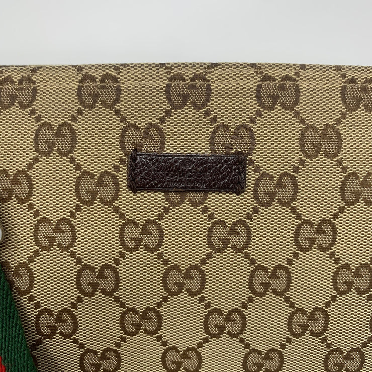 Gucci GG Shelly Line Crossbody Bag
