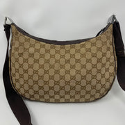 Gucci GG Dipped Canvas Messenger Bag
