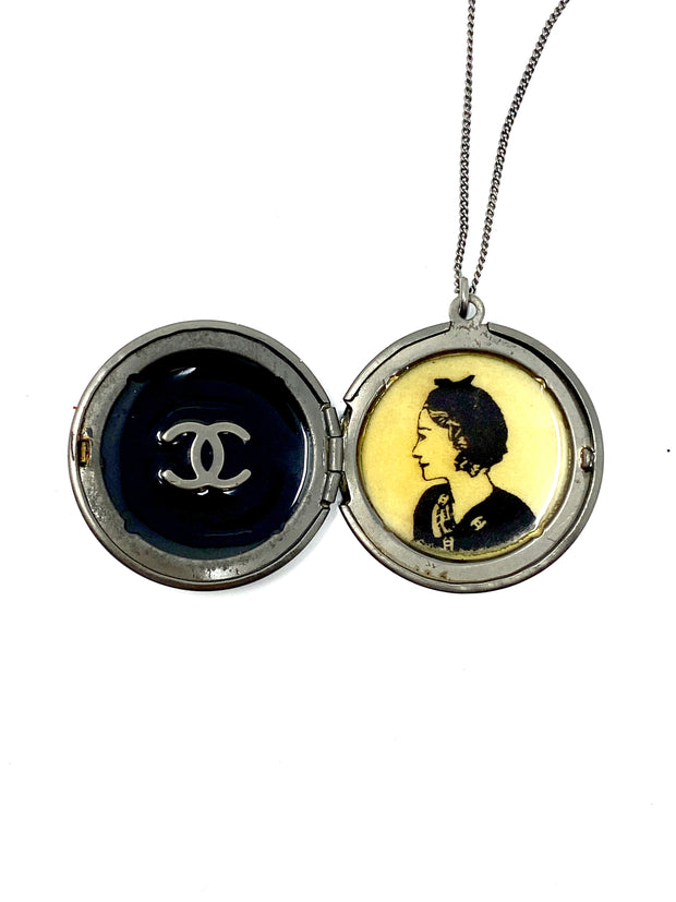 Chanel Coco Locket