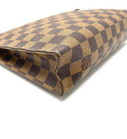 Louis Vuitton Damier Ebene Toiletry 26