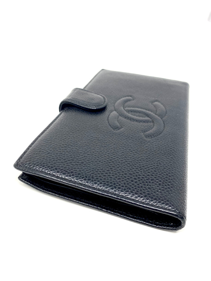 Chanel Caviar Timeless Wallet