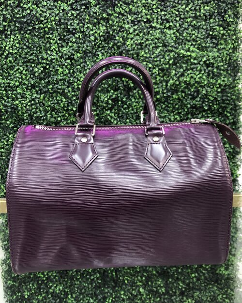 Louis Vuitton Epi Leather Speedy 30