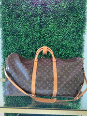 Louis Vuitton Keepall Bandouliére 60