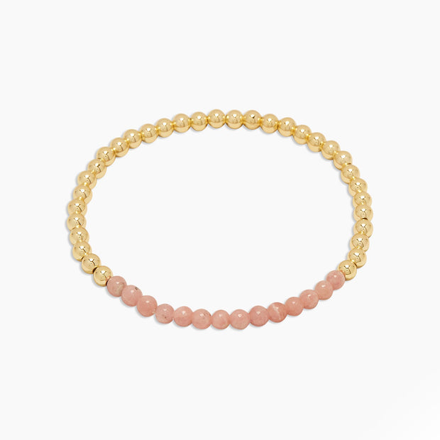 Gorjana Power Gemstone Aura Bracelet- Compassion